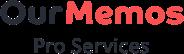 OurMemos Pro Services Logo